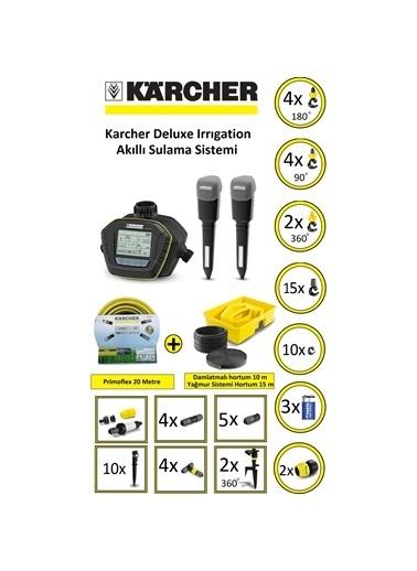Karcher Deluxe Ecologic Irrigation St 6 Akıllı Sulama Sistemi Renkli